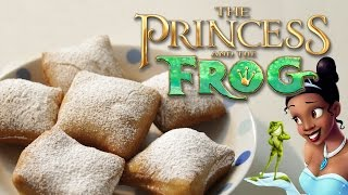 How To Make BEIGNETS From The Princess And The Frog! Feast Of Fiction S5 Ep5