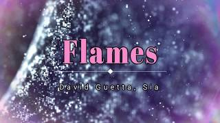 David Guetta, Sia - Flames            Hq