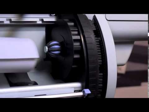 HP Designjet T7100 Printer Overview (CQ105A)