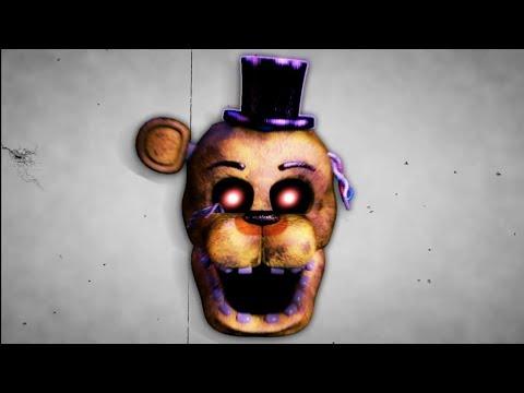 Withered Fredbear Head Speed Edit! (I need views pls