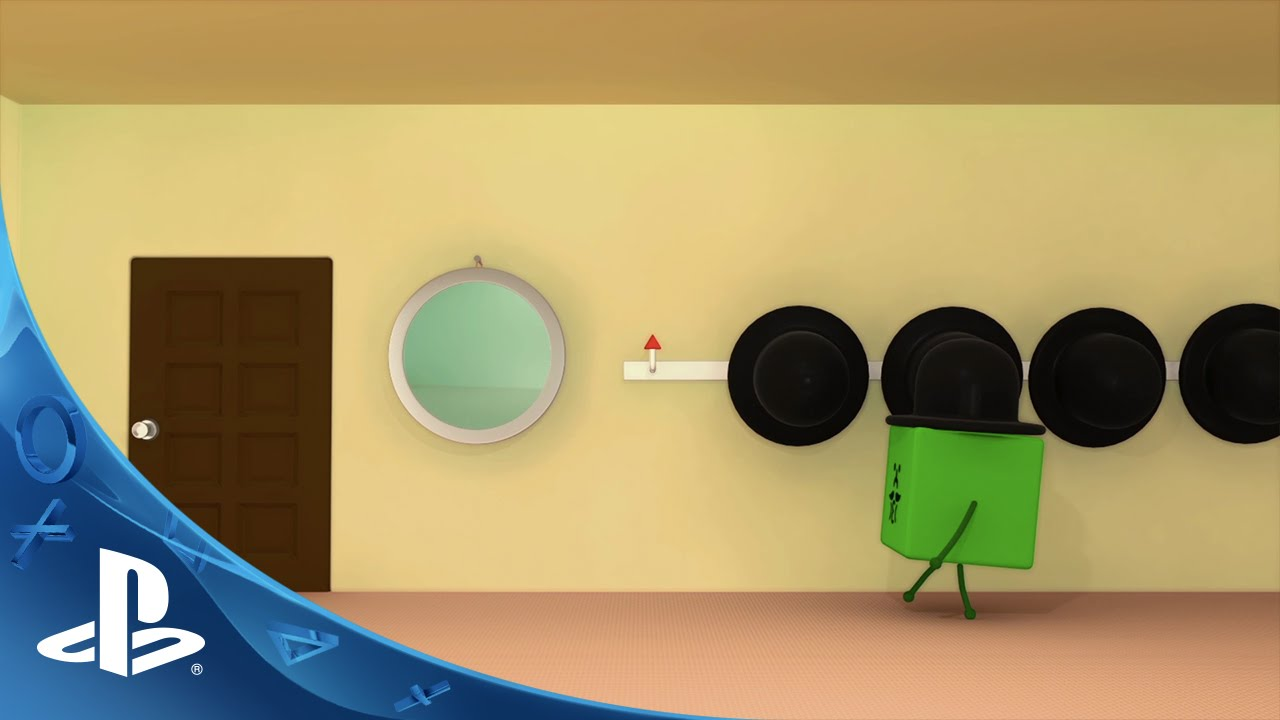 Introducing Wattam, the new PS4 game from Katamari Damacy creator Keita Takahashi