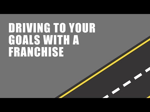 , title : 'Driving to Your Goals with a Franchise