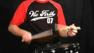 Hybrid Rudiment: Book Reports / Vic Firth Educational Series