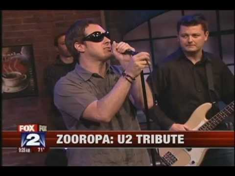 Zooropa: A U2 Tribute - Fox2 Detroit Live TV Performance