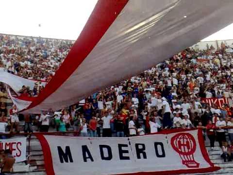 """Huracan vos sos mi unica pasion"" Barra: La Banda de la Quema • Club: Huracán"