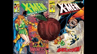 X-Men Capítulo 93: X-Men The Hidden Years #4 | X-Men The Hidden Years #5