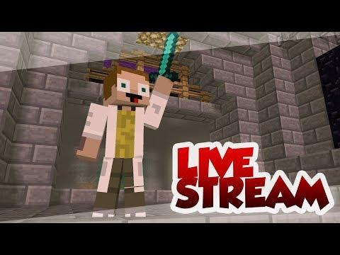 [GEJMR] Minecraft - Stream z Miniher! #5 s Jirkou, Kelem a Lakotýrem