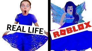 ROYALE HIGH MYSTERY COLOR CLOTHES CHALLENGE Gaming w/ The Norris Nuts