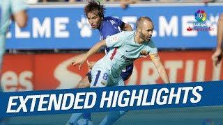 Extended Highlights: Deportivo Alavés Vs FC Barcelona (0-2)