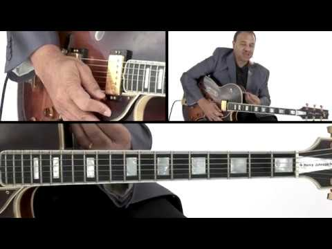 Jazz Guitar Lesson - Phrases Not Scales - Henry Johnson