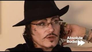 Adam Ant at Hard Rock Calling