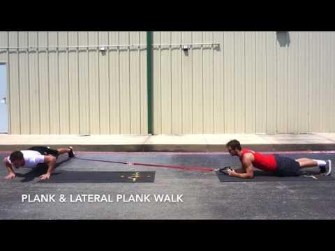 Partner Workout 2