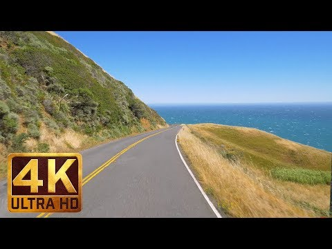 4k ultra hd california scenic bike ride with music coleman v