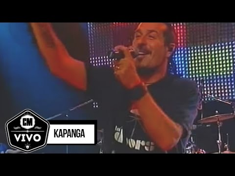 Kapanga video CM Vivo 2009 - Show Completo