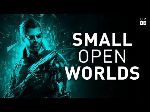 Praha z Deus Ex: Mankind Divided a kouzlo malých otevřených světů