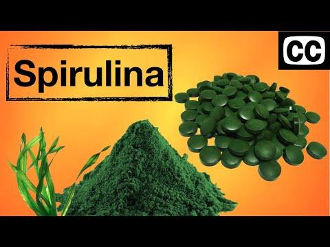 Alga Espirulina, Beneficios y Propiedades - Vida Rhino