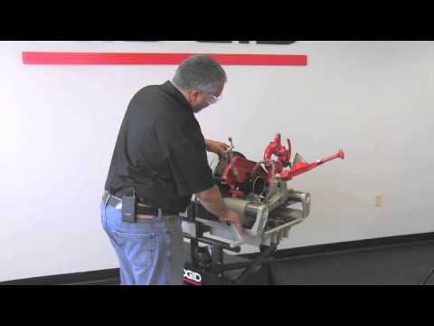 Instructional Overview - 766 Saran Cutter