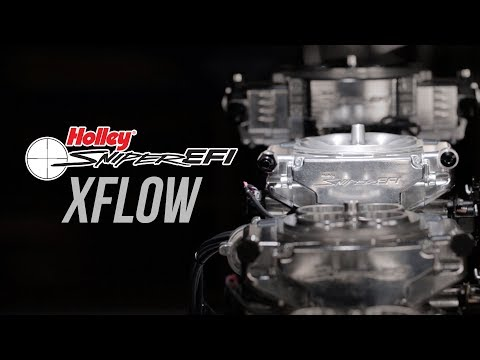 Holley Sniper EFI XFlow