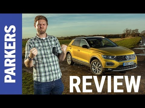 Volkswagen T-Roc SUV Review Video