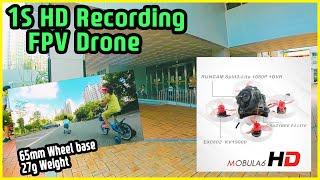 Mobula 6 HD flight with my kids / 1S HD cinewhoop, micro whoop, micro quad, FPV drone