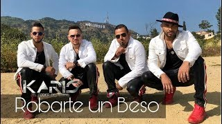 Robarte Un Beso - Grupo Karis  (Video)