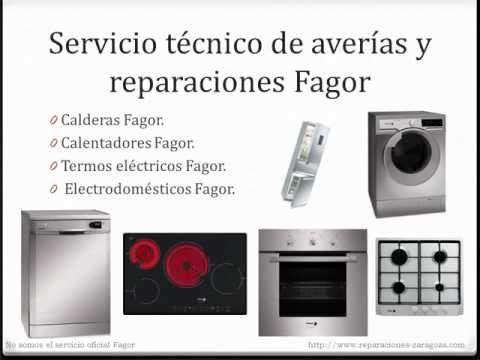 Fagor zaragoza reparacion calderas zaragoza for Reparacion calderas zaragoza