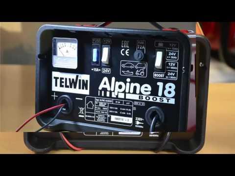 Hoe werkt een Acculader? #Telwin