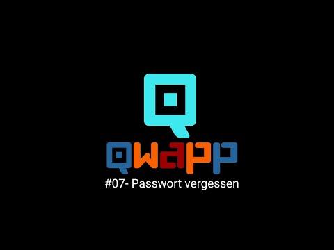 QD #07 Passwort vergessen