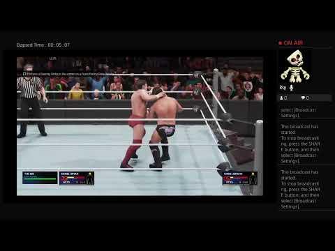 WWE Showcase The Life Daniel Bryan