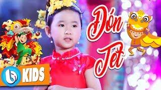 Đón Tết - Candy Ngọc Hà ♫ Nhạc Thiếu Nhi