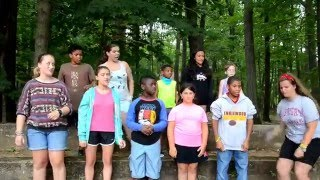 Psalm 150 - Performed by Cross Road Campers and Staff