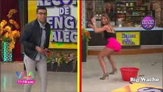 Mariana vla booty flip challengeyoutubecom - 1 1