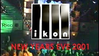 preview picture of video 'Ikon & Jaxx, Bolton - New Years Eve 2001'