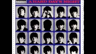 The Beatles - A Hard Day's Night Full Album