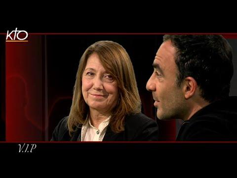 Nikos Aliagas et Françoise Bissara-Fréreau
