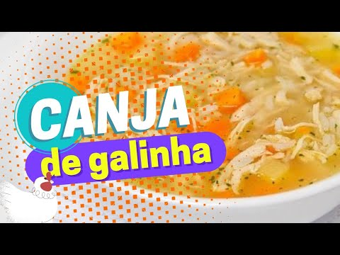 Canja de Galinha