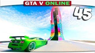ч.45 ИСПЫТАНИЯ!! ОФИГЕТЬ!!! НЕ ДОЛЕТЕТЬ!! - Один день из жизни в GTA 5 Online