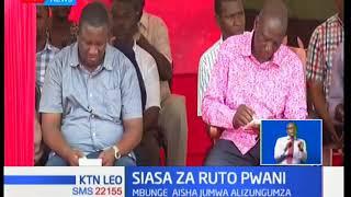 Ziara ya naibu wa rais William Ruto huko Pwani imezua hisia mseto