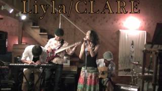 Liyla Live(Fairground Attraction/CLARE)arrangement by Tommy