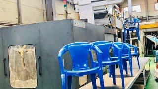 3kg Plastic molding machine making chair