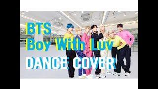 [WEDANCE_CLASS] BTS(방탄소년단) - Boy With Luv(작은것들을 위한 시) / KPOP CLASS 위댄스스튜디오.홍대댄스학원