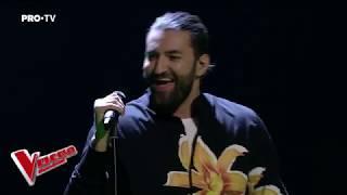 Bogdan&Smiley&Vitalie - No woman no cry | Semifinala | Vocea Romaniei 2018