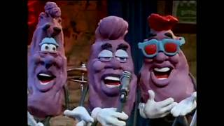 California Raisins Heard it Through the Grapevine (Better Quality)