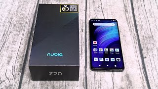 ZTE nubia Z20 - Unboxing and First Impressions