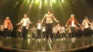 だいのすけ number Luxury Soul Night Premium DANCE SHOWCASE 17/5/21