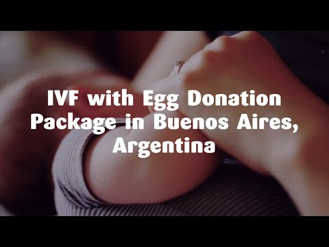IVF with Egg Donation Package in Buenos Aires, Argentina