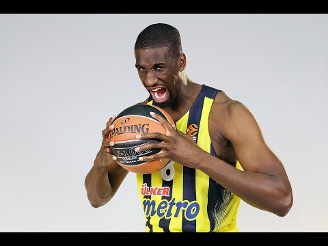 2016-17 Turkish Airlines EuroLeague Final Four MVP: Ekpe Udoh, Fenerbahce Istanbul