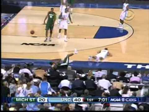 2009 NCAA Championship Game  North Carolina vs. Michigan St. and 2nd half of both Semi Finals.