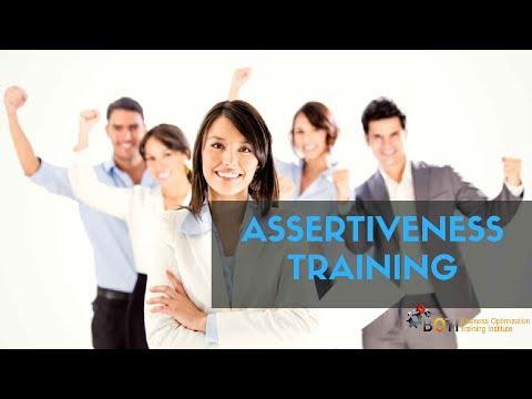 ASSERTIVENESS TRAINING - YouTube