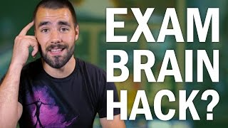 A Brain Hack (of sorts) for Exams and Tests - College Info Geek